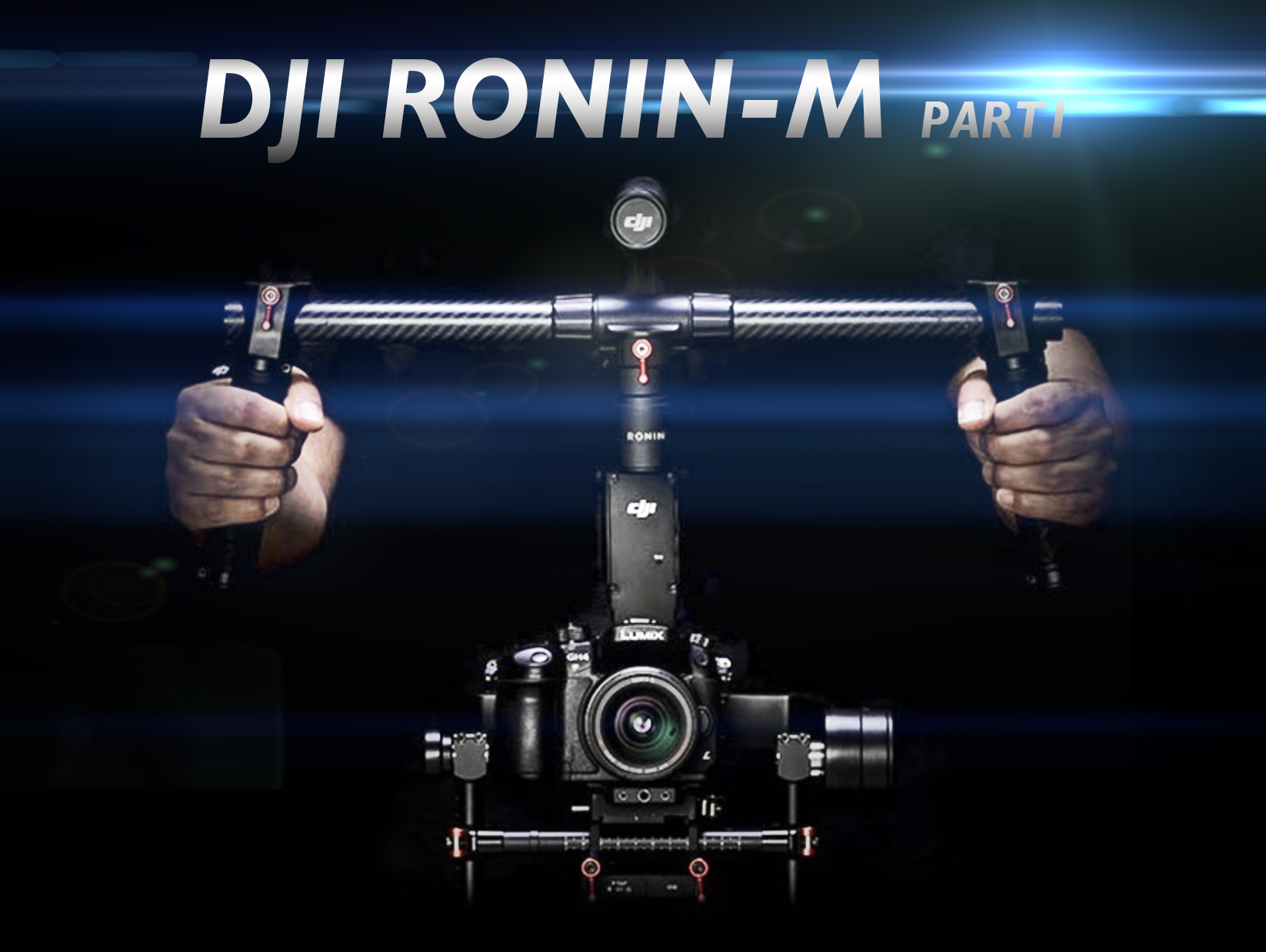DJI RONIN-M 導入へ