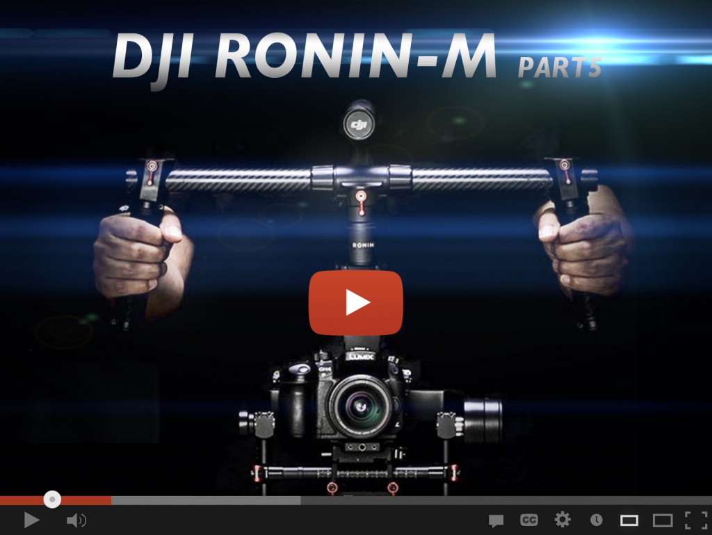 DJI RONIN M PART5 (作例)