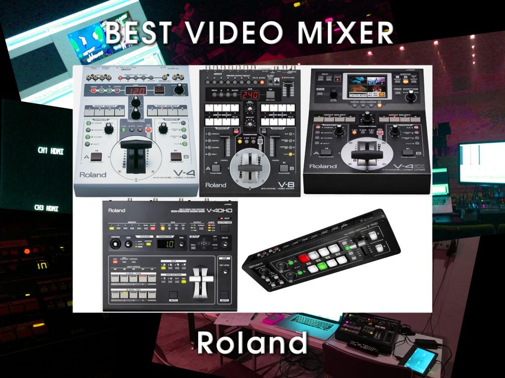 しがないVJが望んでいる理想的なRolandビデオミキサーは?