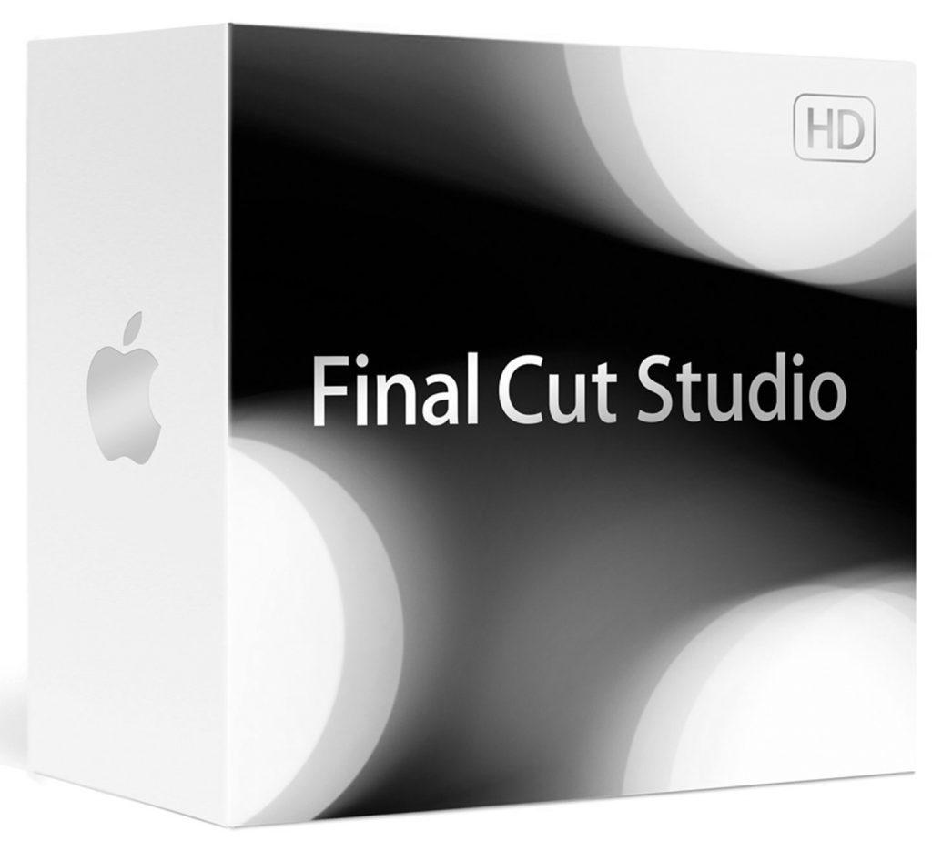 Apple、Final Cut Studioをついに見捨てる